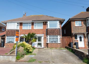 Thumbnail 3 bed semi-detached house for sale in Guildford Road, Worthing
