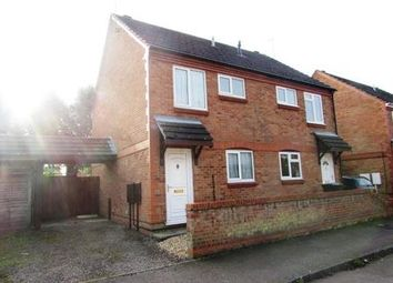 Thumbnail 2 bed semi-detached house to rent in Whittemore Road, Rushden