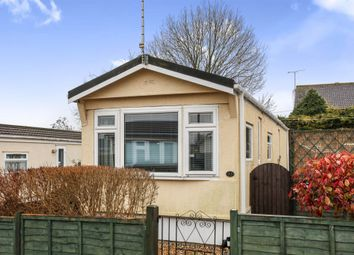 Thumbnail 2 bedroom mobile/park home for sale in Beverley Hills Park, Boscombe Down, Salisbury