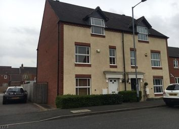 Thumbnail 1 bedroom property to rent in Whitehouse Drive, Lichfield
