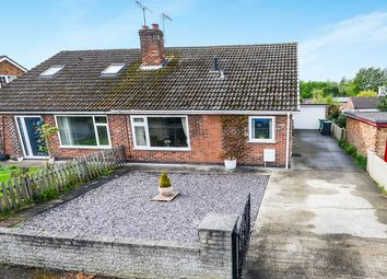 Thumbnail 3 bedroom bungalow for sale in Cherry Wood Crescent, Fulford, York
