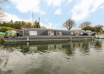 Thumbnail 2 bed houseboat for sale in Penny Lane, Shepperton