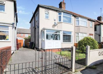 3 bed semi-detached house for sale in Reeves Avenue, Bootle L20