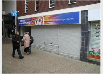 Thumbnail Retail premises to let in 6 St Johns Street, Wolverhampton