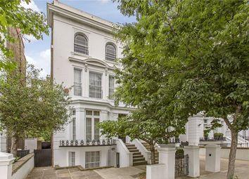 Thumbnail 7 bedroom terraced house to rent in Scarsdale Villas, Kensington, London