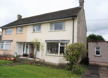 Thumbnail 3 bed semi-detached house for sale in Cockersand Drive Hala, Lancaster