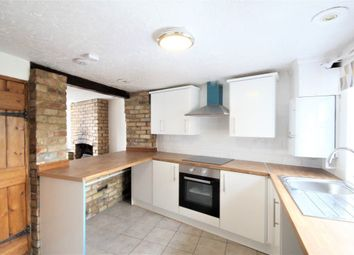 Thumbnail 2 bed cottage to rent in Station Road, Bluntisham, Huntingdon