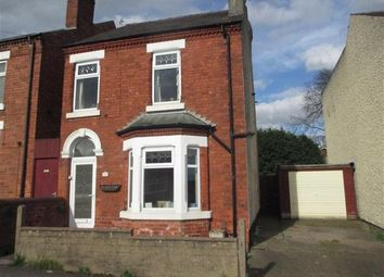 Thumbnail 3 bed detached house for sale in Grey Street, Newthorpe, Nottingham