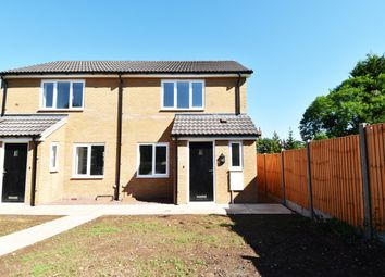 Thumbnail 2 bed semi-detached house to rent in Ryefield Road, Stoke Prior, Bromsgrove