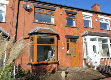 Thumbnail 3 bed terraced house for sale in Fourth Avenue, Bury