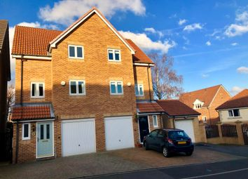 Thumbnail 3 bed semi-detached house to rent in Booker Close, Inkersall, Chesterfield