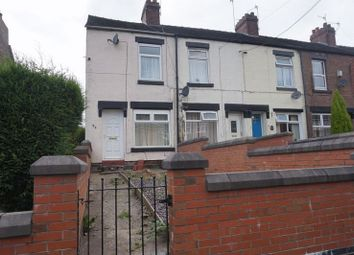 Thumbnail 2 bedroom terraced house for sale in East Terrace, Fegg Hayes, Stoke-On-Trent
