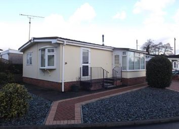 Thumbnail 2 bed mobile/park home for sale in Brookfield Park, Old Tupton, Chesterfield, Derbyshire