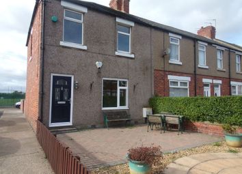 Thumbnail 3 bed terraced house for sale in Gordon Terrace West, Stakeford, Choppington