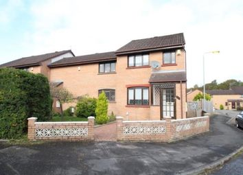 Thumbnail 3 bed end terrace house for sale in Millhouse Drive, Kelvindale, Glasgow