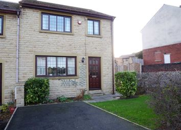 Thumbnail 3 bedroom end terrace house for sale in Side Lane, Longwood, Huddersfield