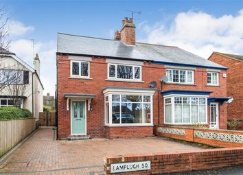 Thumbnail 3 bed semi-detached house for sale in Lamplugh Square, Bridlington