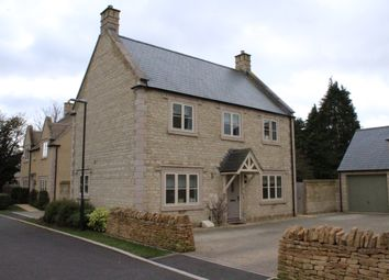 Thumbnail 4 bed detached house for sale in Tame Way, Fairford