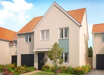 Thumbnail 4 bed semi-detached house for sale in Camomile Lawn, Weston Lane, Totnes, Devon