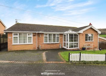 Thumbnail 3 bed detached bungalow for sale in Tan Y Bryn, Pwllglas, Ruthin