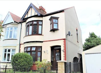 Thumbnail 3 bed semi-detached house to rent in Leigh Hall Road, Leigh-On-Sea