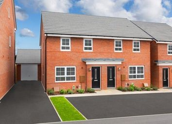 3 bed semi-detached house for sale in Bowyer Way, Morpeth NE61