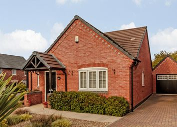 Thumbnail 2 bed bungalow for sale in 6 Stamp Close, Market Harborough