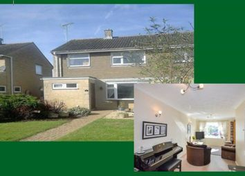 Thumbnail 3 bed semi-detached house for sale in Tuckwell Road, Kempsford, Fairford