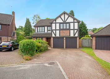 Thumbnail 5 bed detached house to rent in Hammond End, Farnham Common, Buckinghamshire