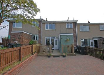 Thumbnail 3 bed terraced house for sale in Brierley Gardens, Otterburn, Newcastle Upon Tyne