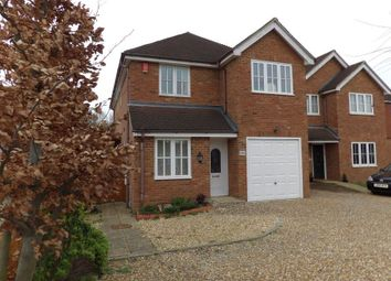Thumbnail 4 bed detached house to rent in Thorpe Lea Road, Egham