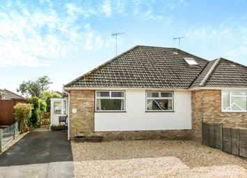 Thumbnail 2 bed semi-detached bungalow for sale in Moot Gardens, Downton, Salisbury