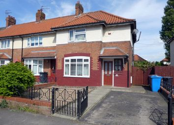 Thumbnail 2 bed end terrace house for sale in 22nd Avenue, Hull