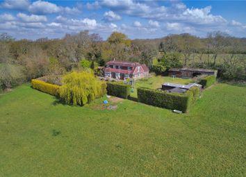 Thumbnail 4 bed detached house for sale in Marringdean Road, Billingshurst, West Sussex
