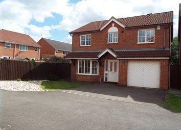 Thumbnail 4 bed detached house to rent in Parham Close, Heathley Park