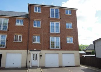 Thumbnail 2 bed flat to rent in 16, Afon Way, Lower Canal Road, Newtown, Powys