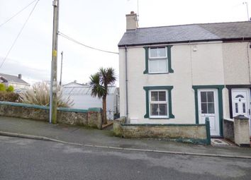 Thumbnail 2 bed end terrace house for sale in Field Street, Valley, Holyhead, Anglesey