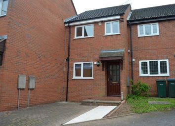 Thumbnail 2 bed terraced house to rent in Lady Mead Drive, Whitmore Park, Coventry