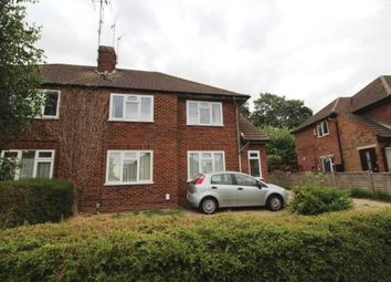 Thumbnail 2 bedroom maisonette to rent in Whitley Wood Road, Reading