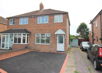 Thumbnail 3 bed semi-detached house to rent in Chamberlain Crescent, Shirley, Solihull