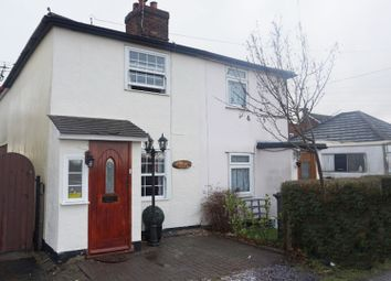 Thumbnail 2 bed semi-detached house for sale in Main Road, Woodham Ferrers