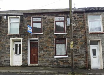 Thumbnail 3 bed terraced house to rent in Jeffrey Street, Mountain Ash, Rhondda Cynon Taf