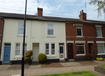 Thumbnail 2 bed terraced house for sale in Marcus Street, Chester Green, Derby, Derbyshire