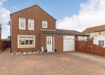 Thumbnail 4 bed detached house for sale in Castle Crescent, East Calder, Livingston, West Lothian
