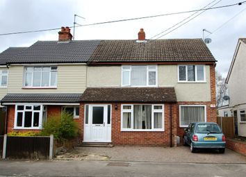 Thumbnail 4 bed semi-detached house for sale in Chapel Road, Tiptree, Colchester