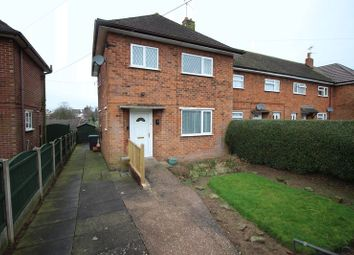 Thumbnail 3 bed terraced house for sale in Holly Avenue, Cheddleton, Staffordshire