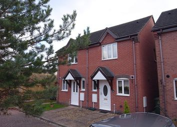 Thumbnail 2 bed semi-detached house for sale in Hasnett Road, Ledbury