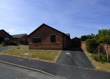 Thumbnail 3 bed detached bungalow for sale in Willow Drive, Gobowen, Oswestry