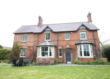 Thumbnail 6 bed detached house to rent in Yorton, Shrewsbury