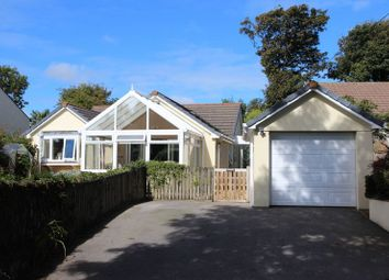 Thumbnail 3 bed detached bungalow for sale in Trevarren, St. Columb